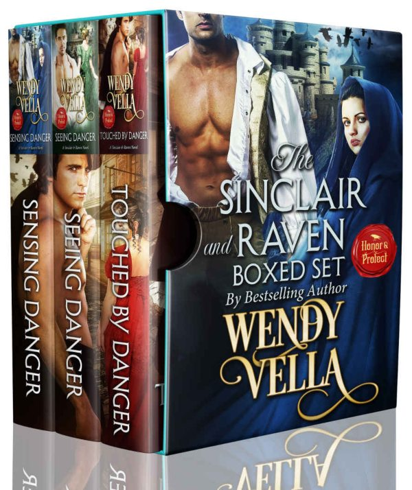 The Sinclair and Raven de Wendy Vella
